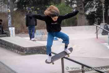 """Steeds meer Antwerpenaren ontdekken het skateboard: """"In alle vrijheid 't Stad ontdekken"""""""