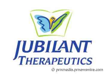 Verringerung des klinischen Schweregrads von COVID-19: Jubilant Therapeutics gibt Forschungskooperation mit dem Wistar Institute zur Bewertung der Aktivität neuartiger PAD4-Inhibitoren bekannt