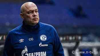Coach Gross wird sehr deutlich: Die Zweifel an Schalke 04 wachsen wieder
