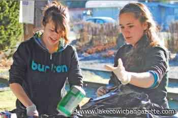 Flashback: Lakefront property woes, mudslides, and one great big stink - Lake Cowichan Gazette
