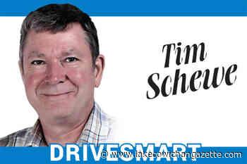 Drivesmart column: It's the highway's fault! - Lake Cowichan Gazette