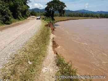Piden ayuda ejidatarios que perdieron sus tierras en el río Ameca - Noticias en Puerto Vallarta - Tribuna de la Bahía