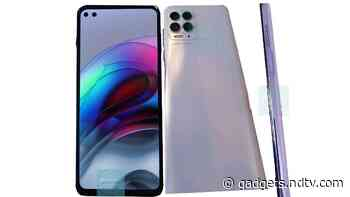 Motorola Nio Appears in 'Sky' Colour With a Quad Rear Camera Setup in Leaked Pictures