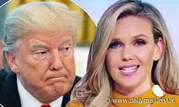 Edwina Bartholomew offers brutal response to whether Donald Trump is attractive