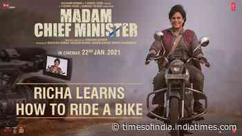 Madam Chief Minister - The Making