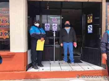 Aforo de restaurantes y gimnasios disminuye en Pelileo - La Hora (Ecuador)