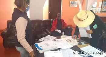 Formalizan negocios dedicados al turismo en Chivay - Diario Correo