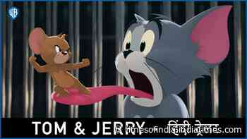 Tom & Jerry - Hindi Official Trailer