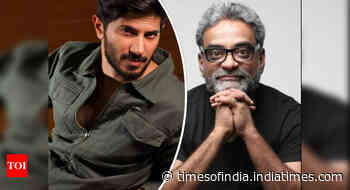 Dulquer Salmaan to work next with R Balki?
