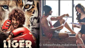 First look: Vijay Deverakonda and Ananya Panday starrer 'Liger' is out; fans react