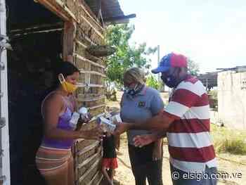 Desplegado operativo de entrega de bombillos en Camatagua - Diario El Siglo