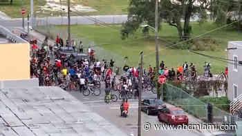 Miami Beach Police Arrest 5 ATV and Dirt Bike Riders