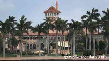 South Florida City, Mar-a-Lago Set for President Trump's Arrival on Inauguration Day