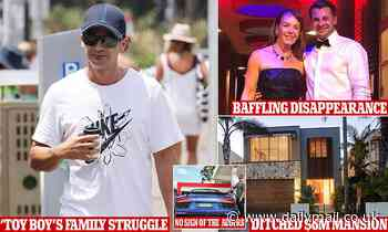Melissa Caddick's in-laws hit out at Facebook group as Anthony Koletti ditches Dover Heights mansion