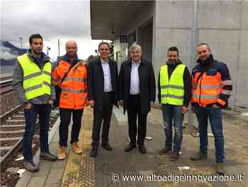 Ferrovia della Venosta, conclusi i lavori a Marlengo: riparte il servizio - Alto Adige Innovazione