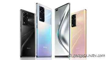 Honor V40 Launch Postponed to January 22, Official Renders, Hands-on Images Surface Online