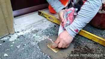 Centocelle, una nuova pietra d'inciampo per ricordare il partigiano Domenico Ricci