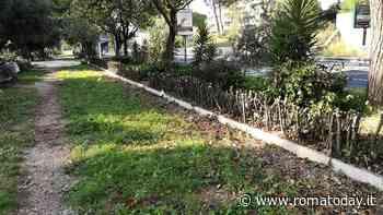 Stop a bivacchi, degrado e vandali: riqualificazione per i giardini ai piedi di Vigna Clara