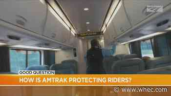 Good Question: How is AMTRAK protecting riders?