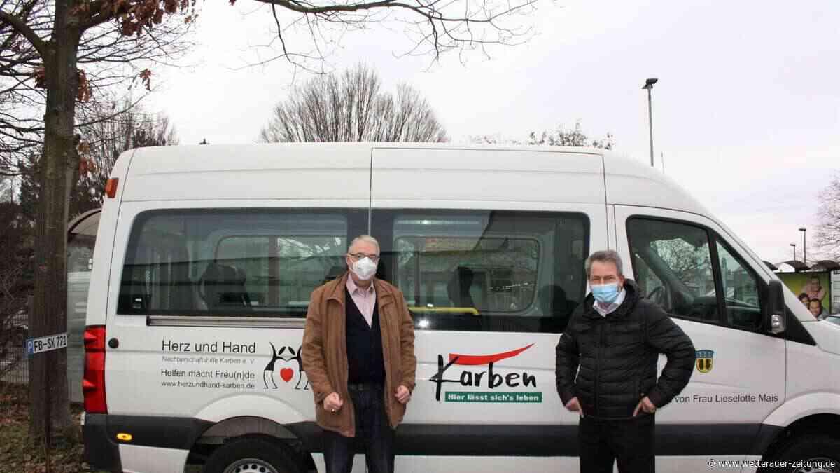 Stadt hilft bei der Organisation eines Impftermins - Wetterauer Zeitung