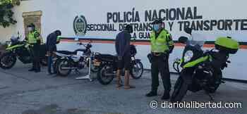 Capturados por Hurto Agravado, en la vía Riohacha – Palomino - Diario La Libertad