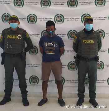 En Riohacha capturan hombre por abusar de niña de 12 años de edad - Diario La Libertad