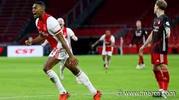 Edson Álvarez juega en el triunfo del Ajax sobre Feyenoord en el clásico de Holanda - MARCA.com