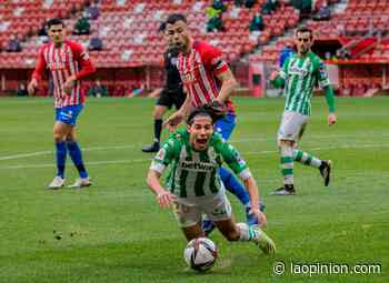Cada vez mejor: Diego Lainez volvió a brillar en el triunfo del Betis - La Opinión