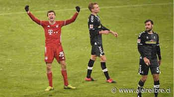 Thomas Muller dio el triunfo a Bayern Munich sobre Friburgo en el Allianz Arena - AlAireLibre.cl