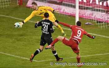 Lewandowski y Müller dan un difícil triunfo al Bayern ante el Friburgo - Qué Pasa Noticias - Raleigh