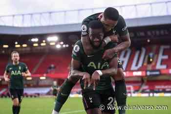 El Tottenham se reencuentra con el triunfo ante el Sheffield United - El Universo