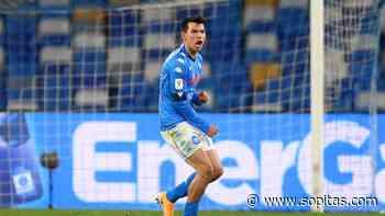 Mientras dormías: Mira el golazo que el 'Chucky' Lozano anotó en el triunfo del Napoli - Sopitas.com
