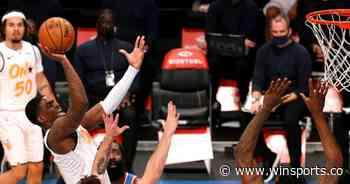 NBA   James Harden, figura en el triunfo de los Nets - Win Sports