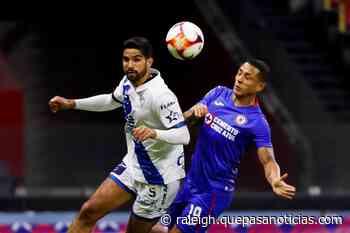 0-1. El uruguayo Christian Tabó le da el triunfo al Puebla sobre el Cruz Azul - Qué Pasa Noticias - Raleigh