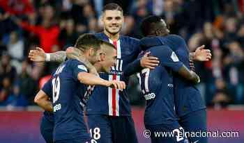 PSG rescató el triunfo en Angers gracias a gol de Kurzawa - El Nacional