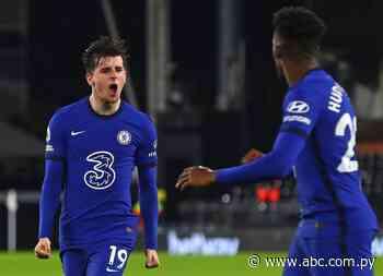 Mount le da el triunfo al Chelsea - Fútbol - ABC Color