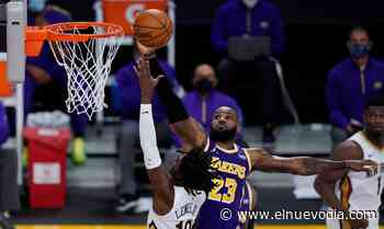 LeBron James y Anthony Davis impulsan el triunfo de los Lakers sobre los Pelicans - El Nuevo Dia.com
