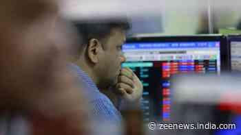 Sensex sinks 470 points on profit booking, metals dip