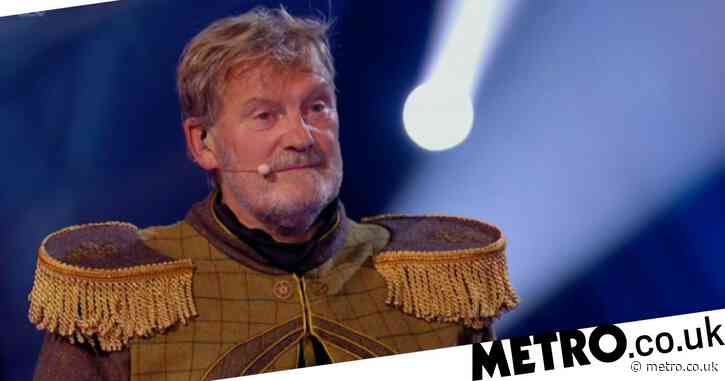 The Masked Singer: Glenn Hoddle shares crucial tip for celebrities on next series