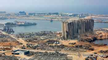Gefahrgut ungesichert gelagert: Beiruts vergifteter Hafen schockiert Experten