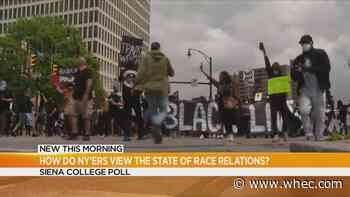 Report: A third of NY'ers think race relations are good in NYS