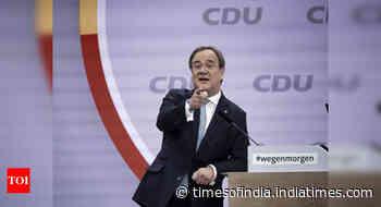 Angela Merkel's party picks Laschet as next leader