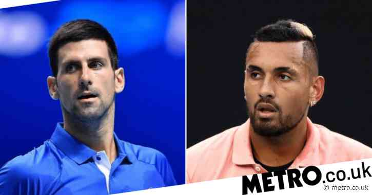 Nick Kyrgios slams 'tool' Novak Djokovic and Bernard Tomic's girlfriend amid quarantine complaints