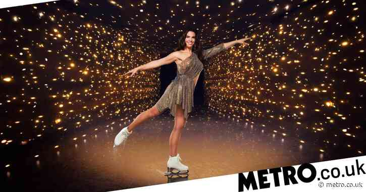 Dancing on Ice 2021: Rebekah Vardy hits back after viewers brand husband Jamie Vardy 'miserable'