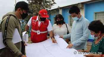 La Libertad: inician reconstrucción de colegio San Pedro de Lloc - LaRepública.pe