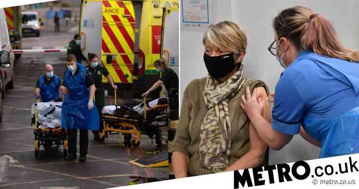 Birmingham Covid cases begin to drop as hospitals warn of peak in next 10 days