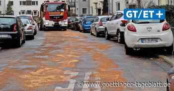 Hannover: Feuerwehr beseitigt erneut Ölspur in der List