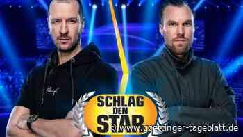 """Sportliches Duell: Kevin Großkreutz tritt bei """"Schlag den Star"""" gegen Pascal Hens an"""