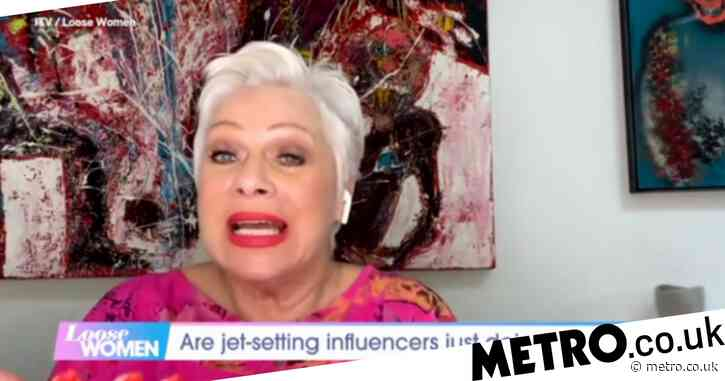 Denise Welch defends Love Island stars partying in Dubai as UK remains in lockdown: 'They may have a mortgage to pay'