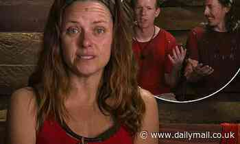I'm a Celeb Australia: Toni Pearen sobs after Gogglebox stars arrive